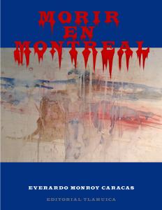 Morir en Montreal - portada